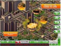 BUILD AND MANAGE YOUR DREAM CITY! FOR THE FIRST TIME ON iPADTM! Made for dedicated and casual players alike, let your inner urban planner run wild with the world's favorite city building simulation. As Mayor and City Planner, take delight in the immersive visuals, the bigger display, and responsive touch controls – all designed just for the SimCity™ Deluxe experience on iPad!
