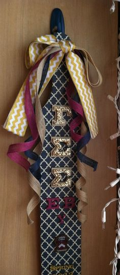 The ribbons and gold accents and jewel tone... Maybe a dark red instead of blue?