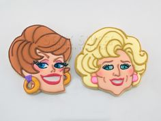 thank you cookies | Golden Girls Thank You Cookies | Semi Sweet