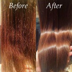 How to fix Damaged hair Fast? Best home treatments easy to prepare to repair damaged hair