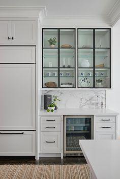 Modern Kitchen Design, Interior Design Kitchen, Home Design, Home Decor Kitchen, Home Kitchens, Kitchen Ideas, Big Kitchen, Kitchen Trends, Kitchen Floor