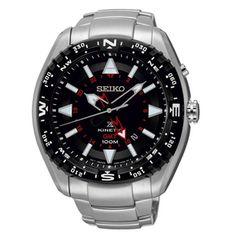 Seiko horloge SUN049P1 Prospex Kinetic | @Kish.nl