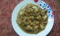 Pechuga de pollo en salsa de soja para #Mycook http://www.mycook.es/receta/pechuga-de-pollo-en-salsa-de-soja/