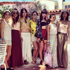 Great Coachella style.