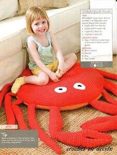 Crochet En Acción: amigurumis ~ click picture for enlarged English picture