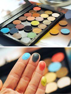 Makeup Geek Eyeshadows & Z-Palette!