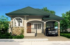 Bungalow simple house exterior design latest modern house designs in comfortable modern bungalow house design in plans modern house design latest modern Bungalow Style House, Modern Bungalow House Design, 3 Bedroom Bungalow, Bungalow House Plans, Modern House Plans, House Floor Plans, Small Bungalow, Bungalow Designs, Simple House Exterior Design