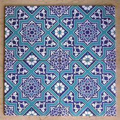 Turkish #tile art.