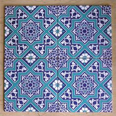 Turkish #tile art.