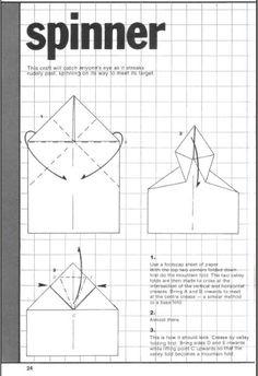 Здоровье. Человек. Природа.: 70 моделей бумажных самолётиков!