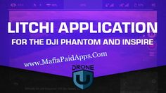 Litchi for DJI Phantom/Inspire v3.6.6 Patched Apk   Unlock the full potential of your DJI Phantom/Inspire with Litchi the #1 app for DJI aircrafts. Compatible with Phantom 4 Phantom 3 Standard Phantom 3 4K Phantom 3 Advanced Phantom 3 Professional Inspire 1 and Inspire 1 Pro/Raw  Includes Track Focus Panorama Orbit Follow me Ground Station/Waypoints Virtual Reality mode Flight Logs and more!  Feature Highlights: Track mode: the aircraft can track any object you select on the video preview…