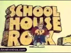 School House Rock Opening Intro Used to be shown frequently on ABC !!!