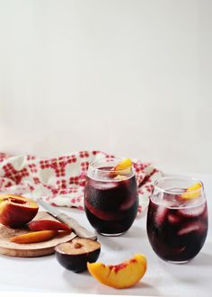 Thirsty Thursday: Orchard Sangria from Foodess