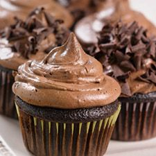 Super-Simple Chocolate Frosting – ditch the can, this is the BEST chocolate icing ever!
