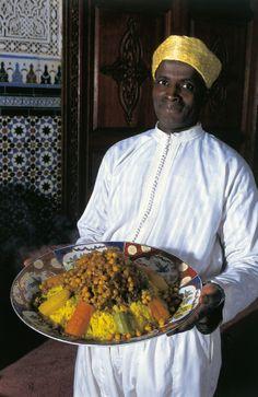 Couscous Marocain !