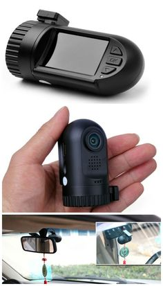 MINI 0805 DVR Camcorder with GPS support.