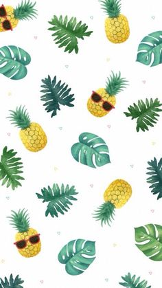 New Wallpaper Iphone Pineapple Pattern Art Prints 15 Ideas Et Wallpaper, New Wallpaper Iphone, Summer Wallpaper, Iphone Background Wallpaper, Aesthetic Iphone Wallpaper, Pattern Wallpaper, Cute Pineapple Wallpaper, Pineapple Backgrounds, Cute Wallpaper Backgrounds