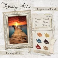 Between the Sheets: The best ThingsDusty Attic Jan 2015 Inspiration Bo...