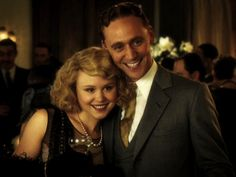 fitzgeralds in midnight in paris