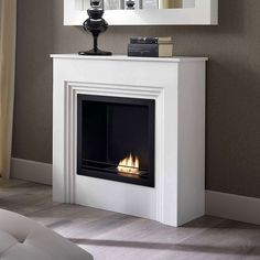Bioethanol Fireplace | Classy and elegant style | portable fireplace | Ideal for modern interior ❤ exclusive Italian design ❤
