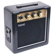 Mini guitar amp from GuitarAC