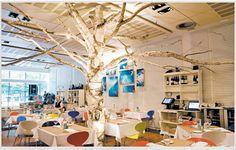 New York City, NY - Scandinavia House restaurant and cultural center