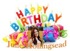Happy Birthday Julie!  Have an amazing day!  #happybirthday #itsyourday #birthdaygirl #celebrate