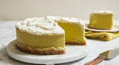 Gluten-Free, Vegan Lemon Cake - you'll never guess the surprising vegetable ingredient!