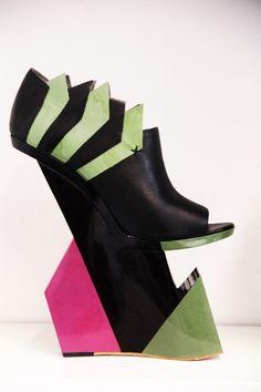 Finsk Project Shoes | Wearable Art