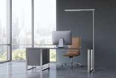 LED-Standleuchte MAULjet | maul.de Home Office, Office Desk, Aluminium, Furniture, Home Decor, Electricity Usage, Energy Consumption, Luminous Flux, Light Fixtures