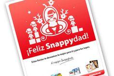 Comunicación Navidad Snappybook