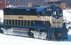 Monon Alco C-628,2800 horsepower   by torinodave72