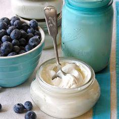 Domácí řecký jogurt (další hustá snídaně) | Home-Made.Cz