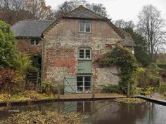 brick barn house....this is my fantasy barn house