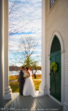 Colleen and Andrew, Kennebunkport, ME, 2012.  Maine Wedding Photography.