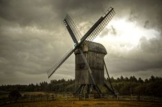 "500px / Photo ""Old Windmill..."" by Lars Henrik Olsen"