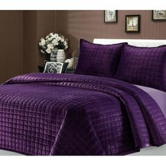 Grey Purple Black And White Master Bedroom Wall Lamps