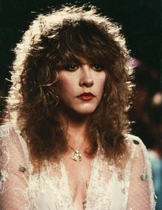 Stevie nicks from her music video if anyone falls 1983