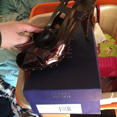 Stuart weitzman wicked brown pump size 10 Brand new patent leather tortoise. Size 10. Purchased from Nordstrom. Never worn. 3 1/2 heel Stuart Weitzman Shoes Heels