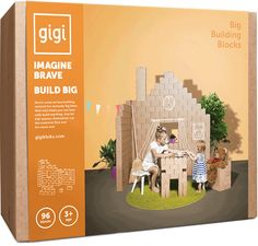 96 big building blocks of pure creativity