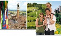 Siena, Chianti, and San Gimignano