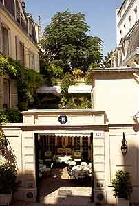 Hotel Duc de Saint Simon. Paris. One of my favorite memories.