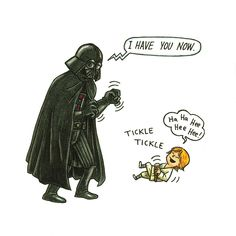 Force tickles!