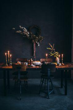 "our food stories: glutenfree christmas ""stollen"" - bundt cake"