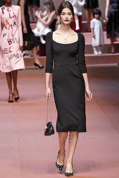 Dolce & Gabbana F/W 2015
