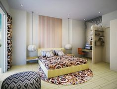Missoni Home - feature wall