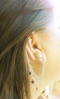 Hot piercing cartilage earrings #cartilage #earrings www.loveitsomuch.com