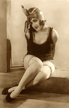 Giera reference -- 1920's Flapper