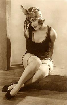 1920's Flapper...