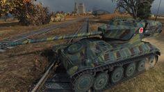 WoT AMX 12 t | 3.900+ DMG | 1.500+ EXP - Highway